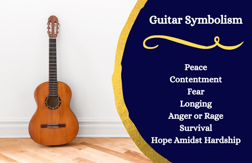 Meaning symbolism of guitar