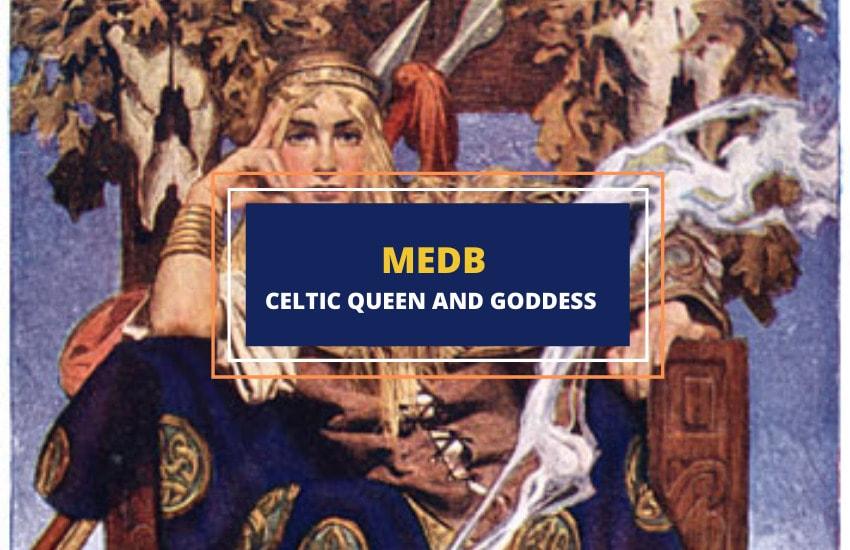 Medb Irish queen