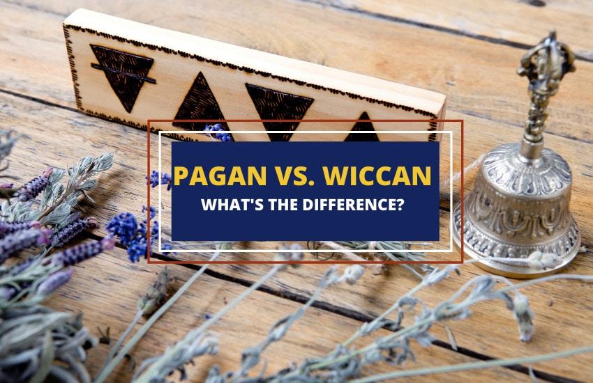 pagan vs wiccan