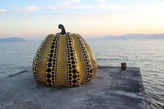 Pumpkin Kusama