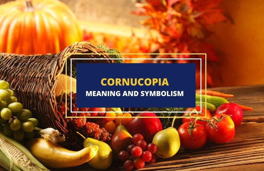 Symbolism and meaning of cornucopia