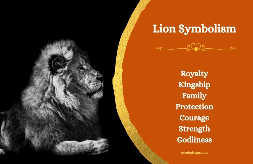 Symbolism of lions