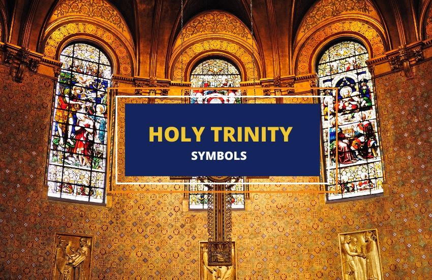 Symbols of the trinity
