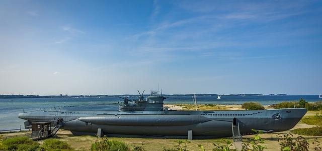 A U-Boat – Naval Submarines