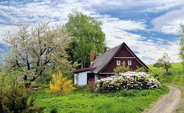 Childhood home