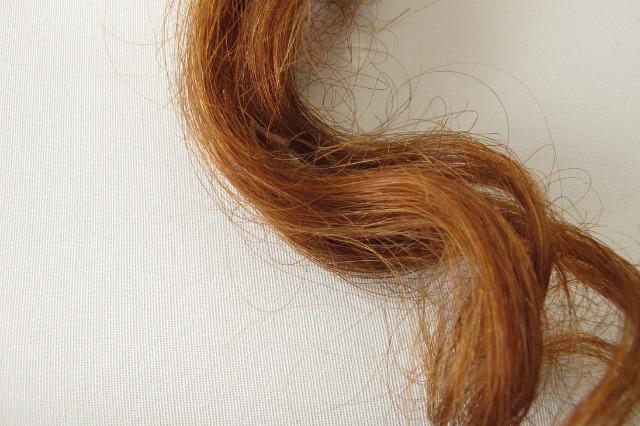 loosing hair