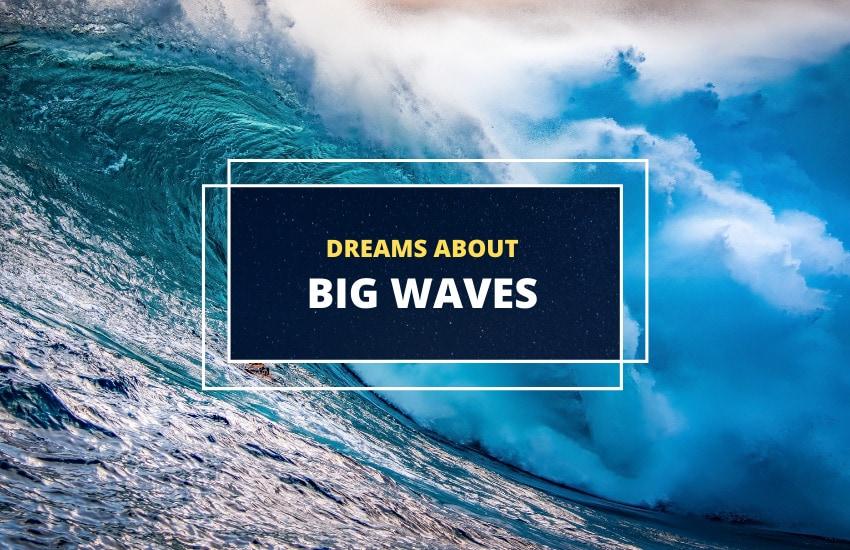 Dreaming of big waves