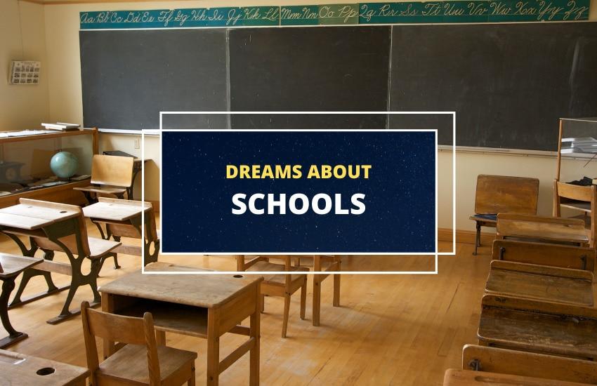 Dreams about schools
