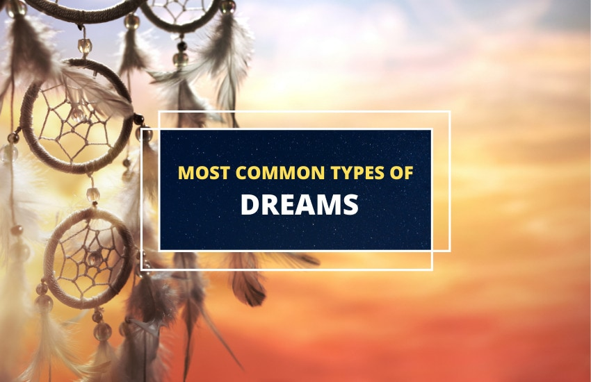 Common types of dreams
