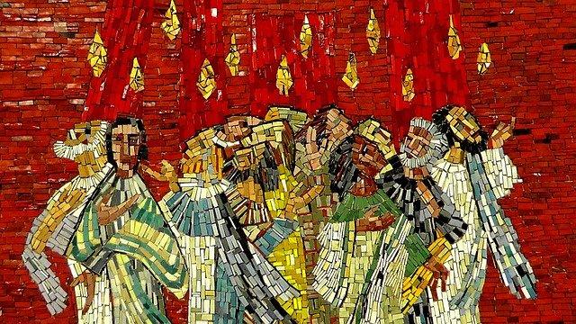 Pentecost baptism