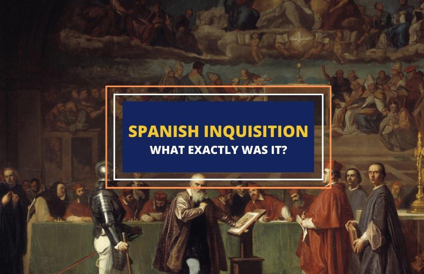 Spanish inquisition history